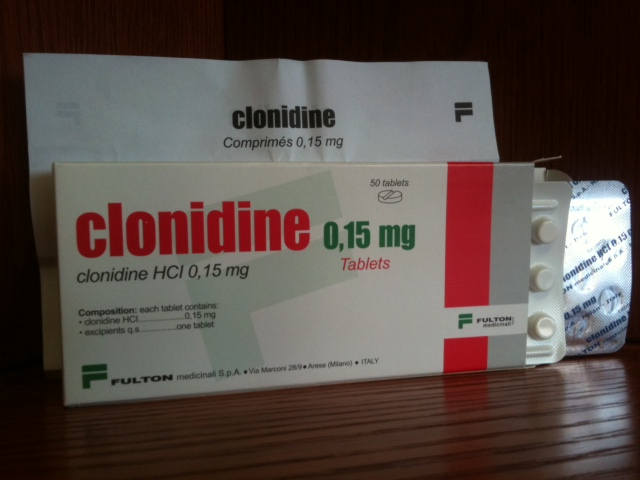 Clonidine For Opiate Withdrawal Lancet