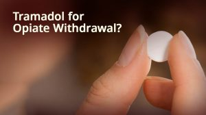 tramadol for opiate withdrawal
