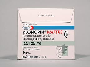 Klonopin for opiate withdrawal